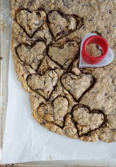 Mini Oatmeal Chocolate Chip Cookies