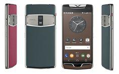 Vertu's latest Constellation smartphone has high-end specs, dual-SIM support - GSMArena.com news