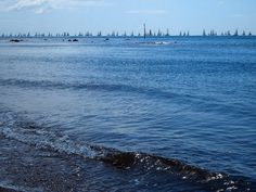 round the island race via @artemis russell.blogspot