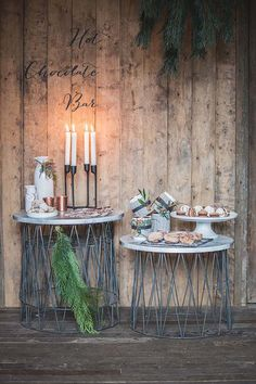 Contemporary Scandinavian winter wedding inspiration | Photo by Tandem Photo | Read more - http://www.100layercake.com/blog/?p=83407