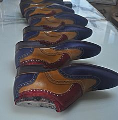 ~Stylish handmade Shoes for Men~ He is a master craftsman understand and value the opinions of clients hence making some of the most well fitted, fashionable #stylish #handmade shoes for men. Welcome to visit our website.  www.emillosanto.com websale@emillosanto.com
