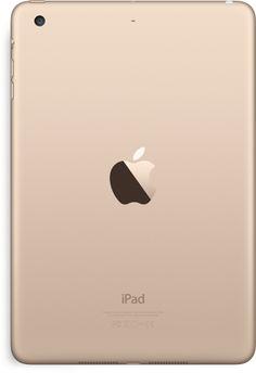 iPad mini 3 Wi-Fi 16GB - Gold - Apple Store (U.S.)