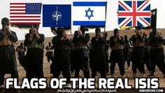 America Created Al-Qaeda and the ISIS Terror Group   Much like Al Qaeda, the Islamic State (ISIS) is made-in-the-USA, an instrument of terror designed to divide and conquer the oil-rich Middle East and to counter Iran's growing influence in the region