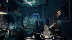 ArtStation - Cyberpunk artist studio (WIP), Zhanghong Jiang