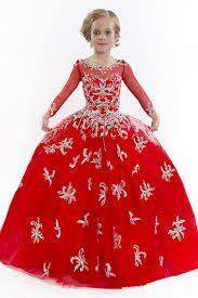 Resultado de imagem para vestidos de gala para niña