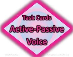 I have to write an essay (150 words) using only passive voice ? What do you suggest?