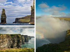 Les Falaises de Moher Circuit, Waterfall, Outdoor, Irish Language, Outdoors, Outdoor Living, Garden, Waterfalls