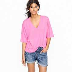 Google Image Result for http://cdnd.lystit.com/photos/2012/04/19/jcrew-neon-pink-featherweight-cashmere-oversize-tee-product-1-3316313-976461547_large_flex.jpeg