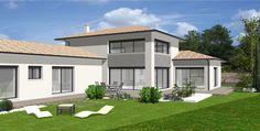 Magnifique maison contemporaine (projet n°2)
