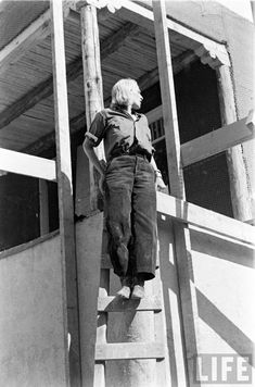 Tomboy Style - Life - Peter Stackpole 1937