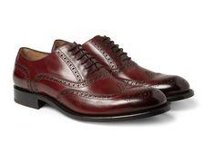 Классическая мужская обувь из англии