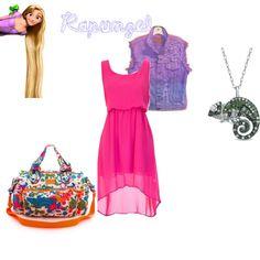 """Rapunzel"" by xanadu-locey on Polyvore"