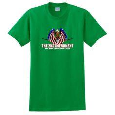 ThisWear Mens 2nd Amendment only gun Permit I Need T-Shirt