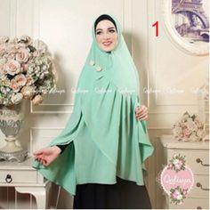 New Women's Long Jilbab Hijab IKhimar Fadyah - Other