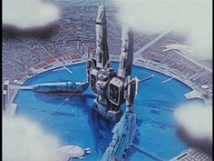 macross | ... city has sprung up around the Macross, of course called Macross City