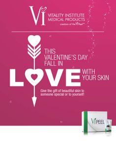 #vipeel, #fallinlove, #viderm, #valentinesday