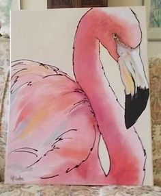 Flamingo Florida pink tropical by G. H. Shelton - Google Search