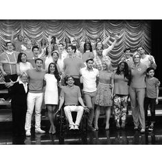 """Last day at Glee tomorrow... It's been the most incredible 6 1/2 years. I'm going to miss Rachel Berry so much. ❤️"" - Lea Michele (February 20th, 2015)"