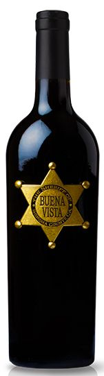Winedetail | 2012 The Sheriff Of Buena Vista | Buena Vista Winery