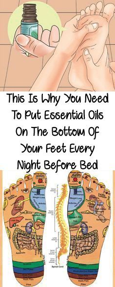 The feet are the perfect area of the body for applying essential oils. This practice is gaining in popularity since reflexology is cited as one of the main reasons to apply essential oils to the feet.