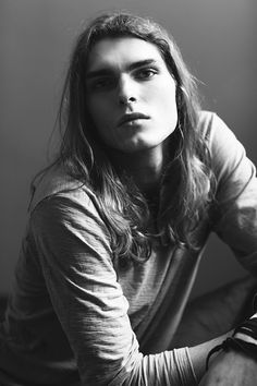 Portrait of Jack Lankford at Next Models London. Photographed by Cecilie Harris for Boys by Girls.