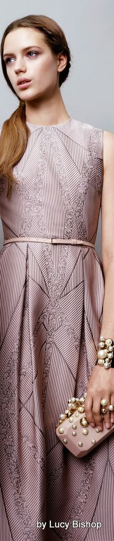 Elie Saab Pre Fall 2015 | The House of Beccaria#