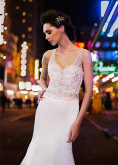 Lovelle By Lazaro Bridal Dresses Style 4500 by JLM Couture, Inc.