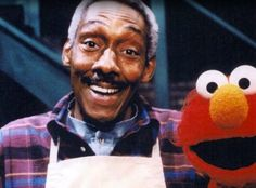 David Langston Smyrl from Celebrity Deaths: Fallen Stars The Sesame Street star passed away at 80 years old. Celebrity Deaths, Celebrity News, Lunges, Time Travel, Year Old, Firefighter, Famous People, The Outsiders, David