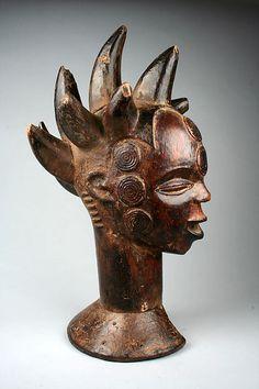 Head Crest | Igbo peoples | The Met