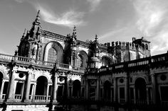 Convent of Christ. Tomar. Portugal.