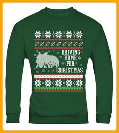 DRIVING HOME FOR CHRISTMAS RUGBY - Weihnachten shirts (*Partner-Link)