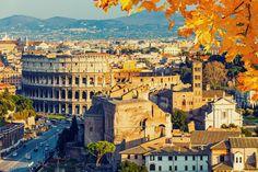 Seven wonders of Europe - The Colosseum - European Best Destinations