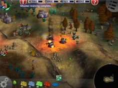 Marine Siege RTS - Long range planning.