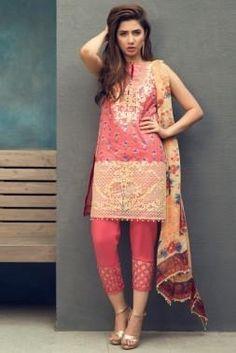 Al Karam Eid Mid Summer 2017 Price in Pakistan famous brand online shopping, luxury embroidered suit now in buy online & shipping wide nation. Pakistani Bridal Wear, Pakistani Dress Design, Pakistani Outfits, Indian Outfits, Indian Attire, Indian Designer Outfits, Designer Dresses, Designer Clothing, Mahira Khan Dresses