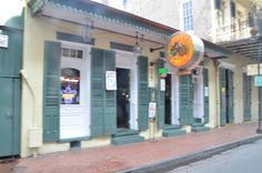 8:30P FRI The Funky Pirate Blues Club at 727 Bourbon Street- AFTER DINNER AT