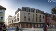 Hauer Architekten - Gütersloh - Wohn- und Geschäftshaus Strengerstraße