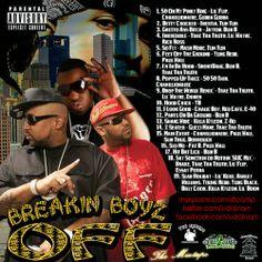 Breakin Boyz Off - Texas Artists