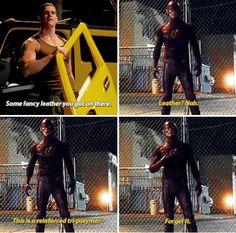 The Flash - Barry Allen #Season1