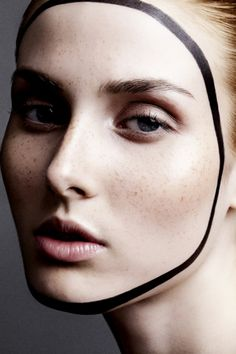 ALEXANDER STRAULINO - german photographer, featured in vogue, tatler, allure etc. Beautiful models, bold shapes, blocks of colour etc etc