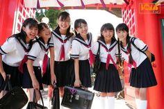 Japanese girls are so japanese.