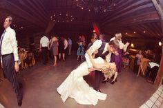 Wedding dancing.