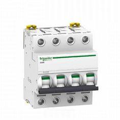 Disjunctoare modulare DISJUNCTOR IC60N 4P 10A C 6KA A9F74410 SCH.A9F74410
