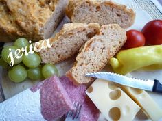 SENDVIČ - ináč (fotorecept) - recept   Varecha.sk Ciabatta, Lidl, French Toast, Breakfast, Food, Basket, Morning Coffee, Essen, Meals
