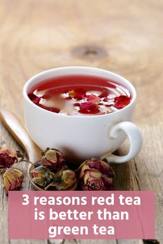 Discover the amazing benefits of the red tea rooibos that makes this tea better than green tea From weight loss to health there a to of benefits to enjoy from red tea redtearooibos redteabenefits Red Tea Benefits, Get Abs Fast, Green Tea Diet, Green Tea Recipes, Beef And Potatoes, Diet Plans To Lose Weight, Reduce Weight, Big Meals, Healthy Recipes For Weight Loss