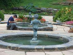 Duke Gardens, Durham, NC.