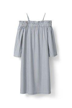 Jackson Dress, Verona Stripes