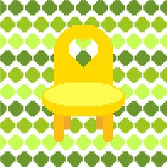 This cute cross stitch pattern will look adorable in any child's room. Modern design by CrossStitchtheLine.