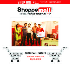 #DeliveringTrust #OnlineShopping #HappyRongaliBihu http://www.shoppemall.com/
