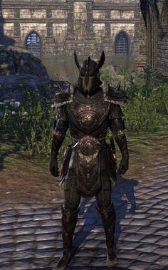 Sigis's armor
