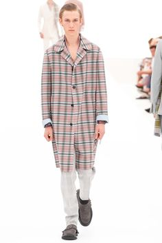 Ermenegildo Zegna Spring 2016 Menswear - Collection - Gallery - Style.com